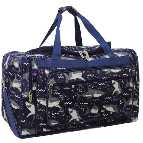 "Sharks NGIL Canvas 23"" Duffle Bag"