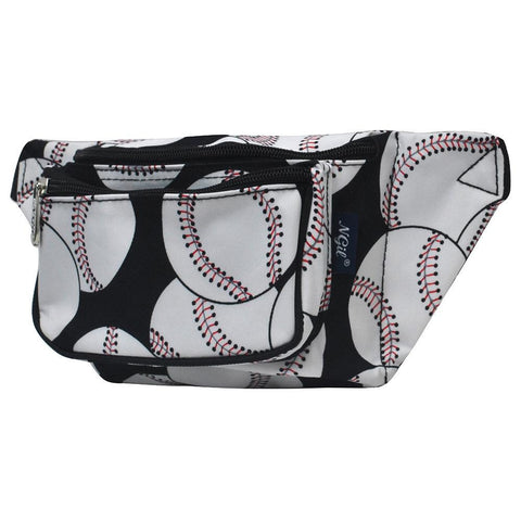 Baseball Black NGIL Fanny Pack
