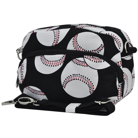 Baseball NGIL Small Travel Crossbody Bag