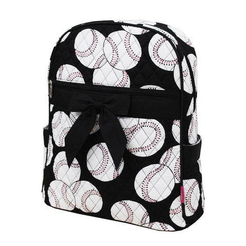 Baseball NGIL Quilted Backpack