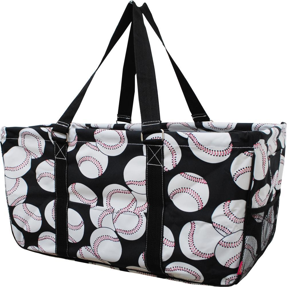 NGIL, Monogram gifts for her, monogram tote for teachers, personalized tote, teacher gifts, baseball gift for mom, baseball game day,