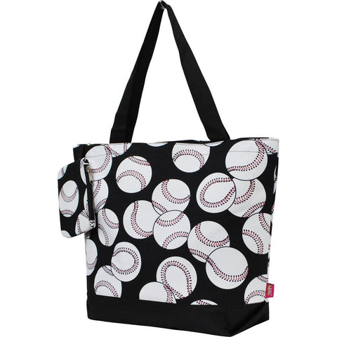 Baseball NGIL Canvas Tote Bag