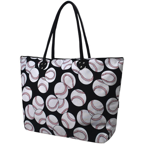Baseball Large NGIL Collection Tote Bag