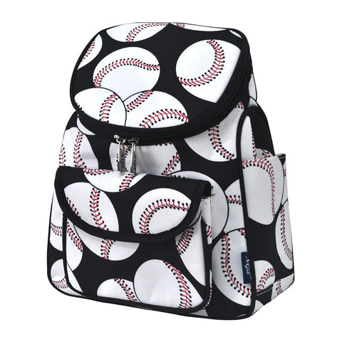 Baseball NGIL Canvas Mini Backpack