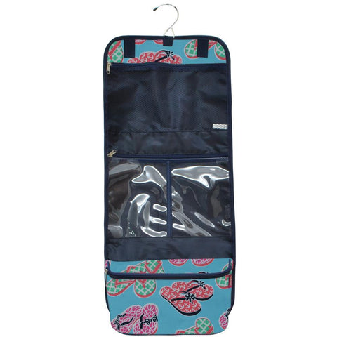 Beach Flip Flop NGIL Traveling Toiletry Bag