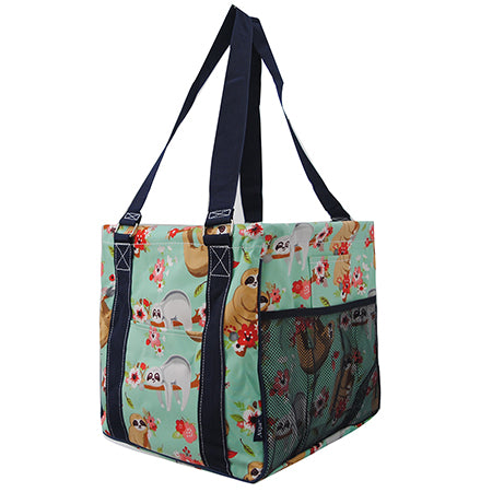 Happy Sloth NGIL Mini Utility Bag