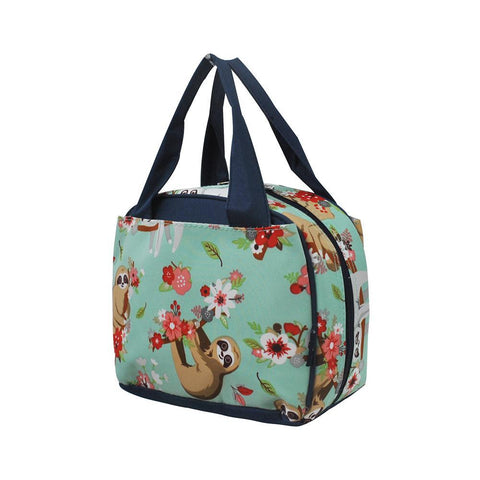 Happy Sloth NGIL Insulated Lunch Bag