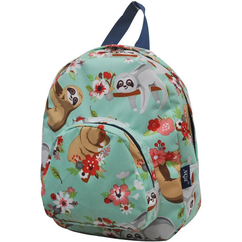 sloth mini backpack, small sloth backpack, sloth backpack, Small backpack for boys, mini backpack for kids, small canvas backpack with money zipper, mini canvas backpack brown, small backpack for teen girls, small backpacks for boys, mini backpack purse for teen girls, mini backpacks purses,