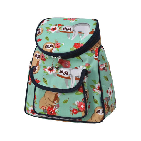 Happy Sloth NGIL Mini Backpack