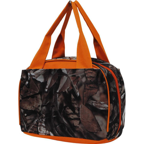 BnB Natural Camo Orange NGIL Insulated Lunch Bag