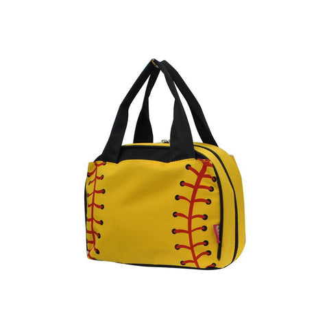 Wholesale childrens lunch bags, lunch bags for girls, cute lunch bag, work lunch bag, cute lunch bag for ladies, monogrammed lunch bags, monogrammed lunch bags for adults, softball lunch bags, yellow lunch bag, yellow softball lunch bag, custom canvas lunch bags.