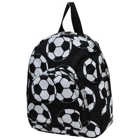 Soccer NGIL Canvas Mini Backpack