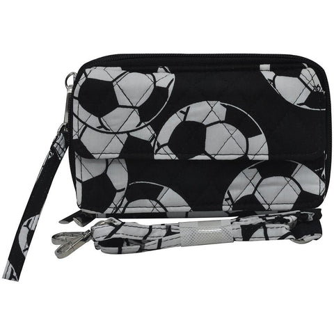 Soccer NGIL Quilted All in One  Wallet
