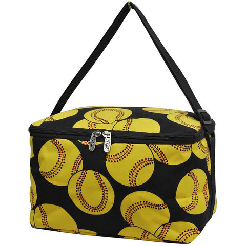 Softball NGIL Insulated Cooler Bag/Lunch Box