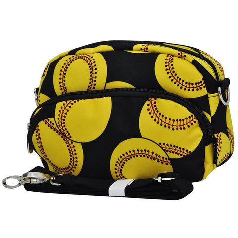 Softball NGIL Small Travel Crossbody Bag