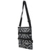 Damask Print NGIL Messenger Hipster Bag