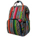 Snake Skin with Serape NGIL Diaper Bag/Travel Backpack