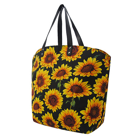 Sunflower NGIL Canvas Fashion Shoulder Bag