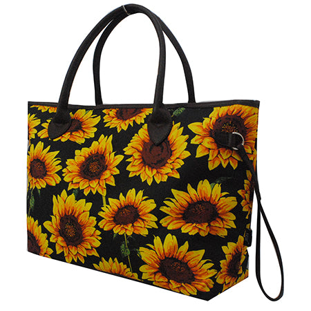 Sunflower NGIL Overnight Travel Bag