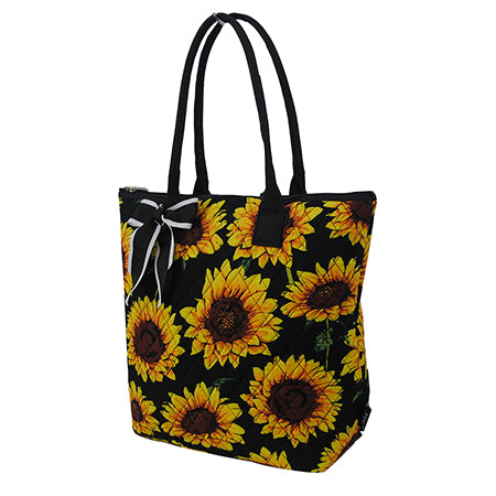 Sunflower NGIL Quilted Tote Bag