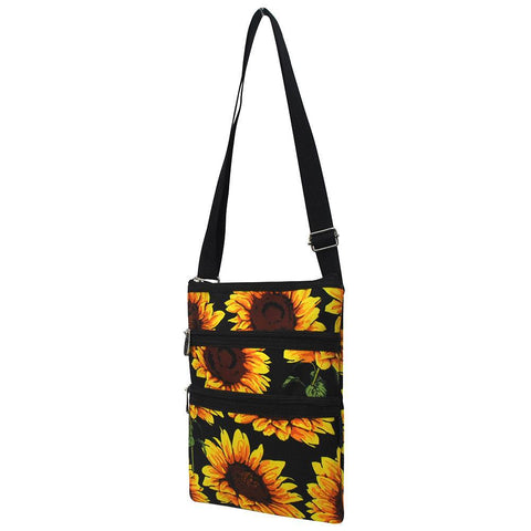 Sunflower NGIL Messenger Hipster Bag