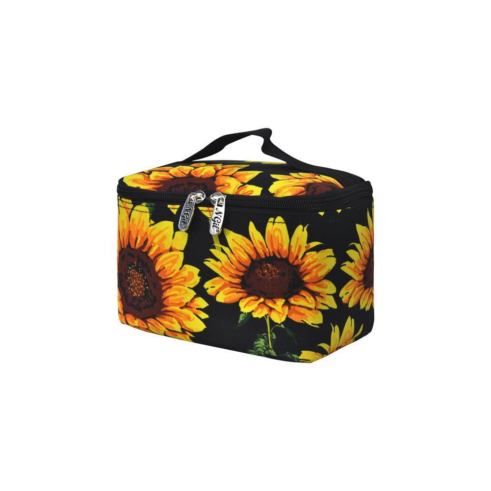 Sunflower NGIL Cosmetic Case