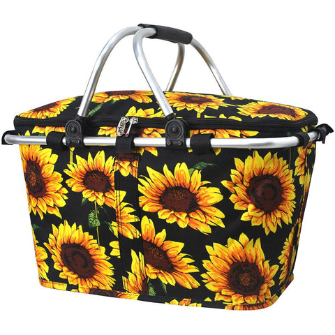 Sunflower NGIL Insulated Market Basket