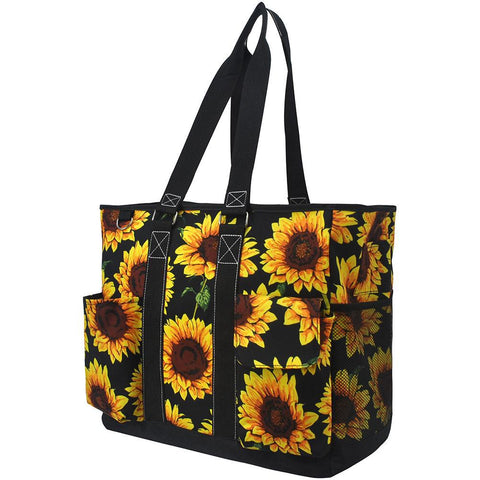 Sunflower NGIL Tall Canvas Tote Bag