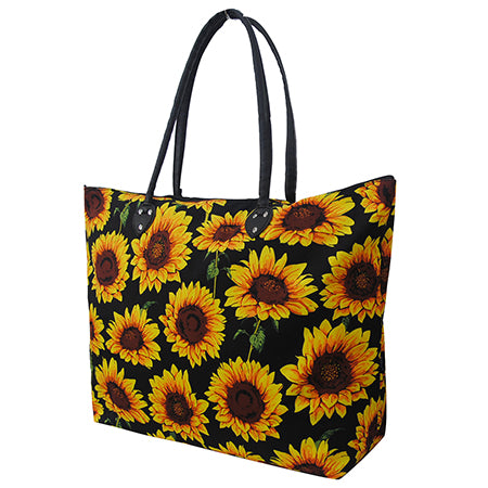 Sunflower Large NGIL Collection Tote Bag