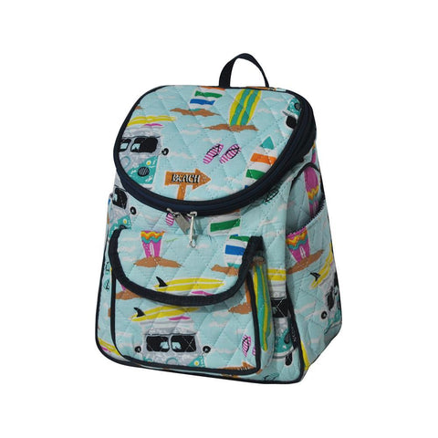 Surf Beach NGIL Quilted Mini Backpack