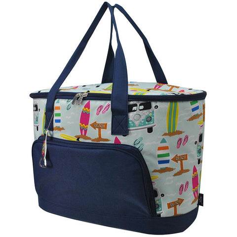 women's cute surf beach print lunch bag, surf beach cooler bag, Wine cooler bags, insulated cooler bags near me, cooler bags insulated, canvas cooler tote bag, cute insulated bag, lunch bag Christmas gifts, insulated lunch bag for adults, insulated lunch bag for hot and cold, insulated lunch bag for women cold, women's lunch bags insulated,