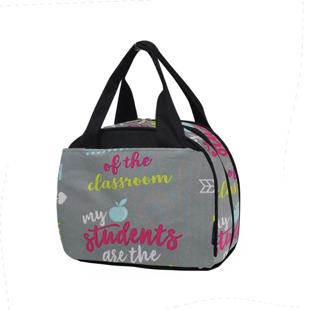 Inspiring Teacher NGIL Insulated Lunch Bag