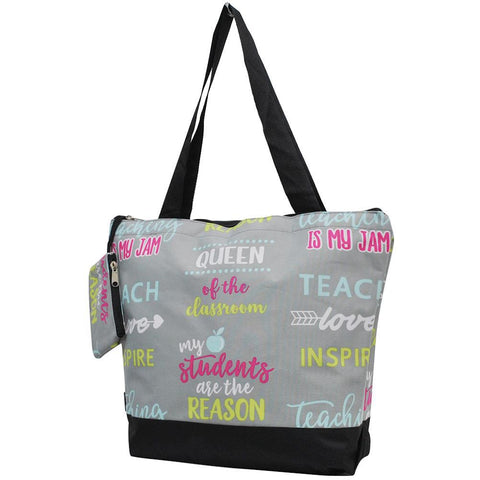 Inspiring Teacher NGIL Canvas Tote Bag