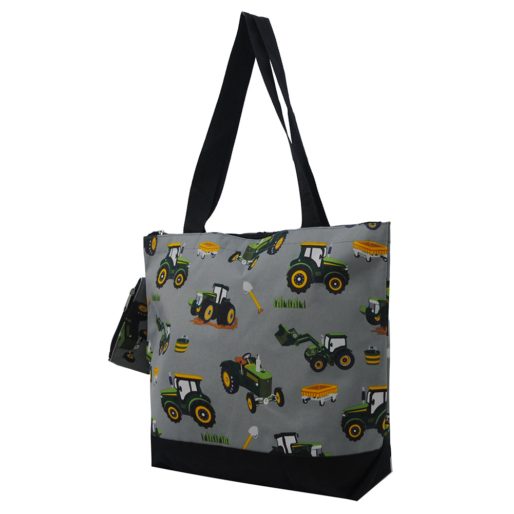 Tractor Trucks NGIL Canvas Tote Bag