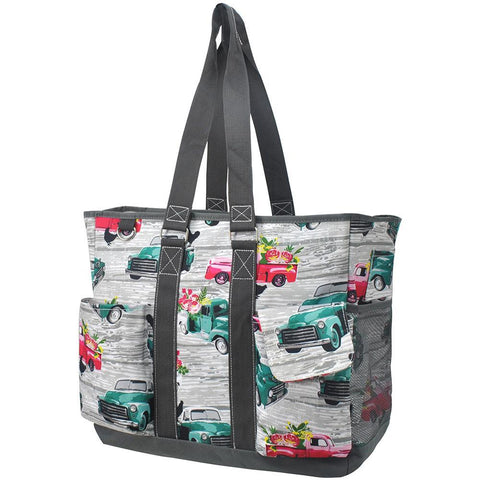 Southern Vintage Truck NGIL Tall Canvas Tote Bag