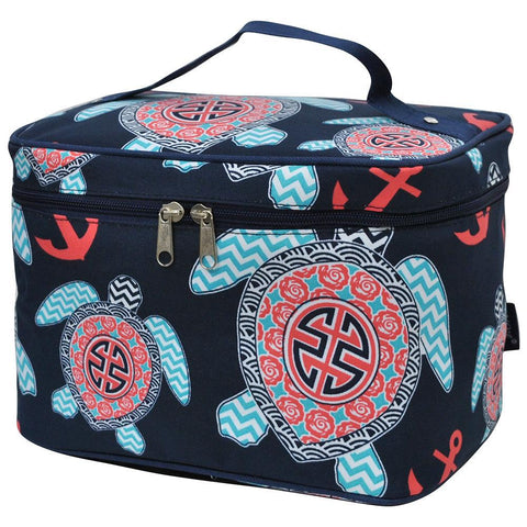 sea turtle anchor makeup bag, sea turtle anchor cosmetic bag, turtle makeup bag, turtle cosmetic bag, Cosmetic bag custom, makeup bag travel cosmetic, women's makeup bag travel, makeup bag for dancer, makeup organizer ideas, makeup bag personalized bride, cosmetic pouch wholesale,