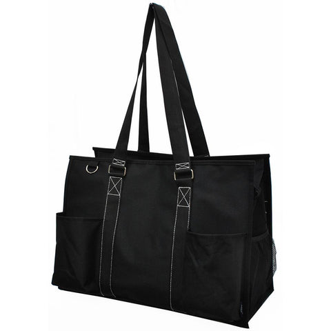 Caddy bag, Overnight Bag, personalized tote bags for women, personalized bags for teachers, personalized gift bag, nurse tote bag with pockets, student nurse bag and totes, best teacher accessory ideas, black tote bags, black tote purse.