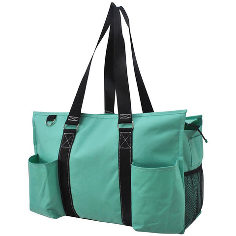 Caddy bag, Overnight Bag, personalized tote bags for women, personalized bags for teachers, personalized gift bag, nurse tote bag with pockets, student nurse bag and totes, best teacher accessory ideas, mint tote bags, mint tote purse.