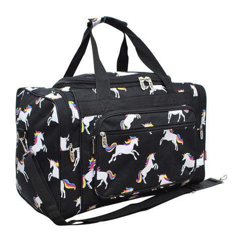 "Unicorn NGIL Canvas 20"" Duffle Bag"