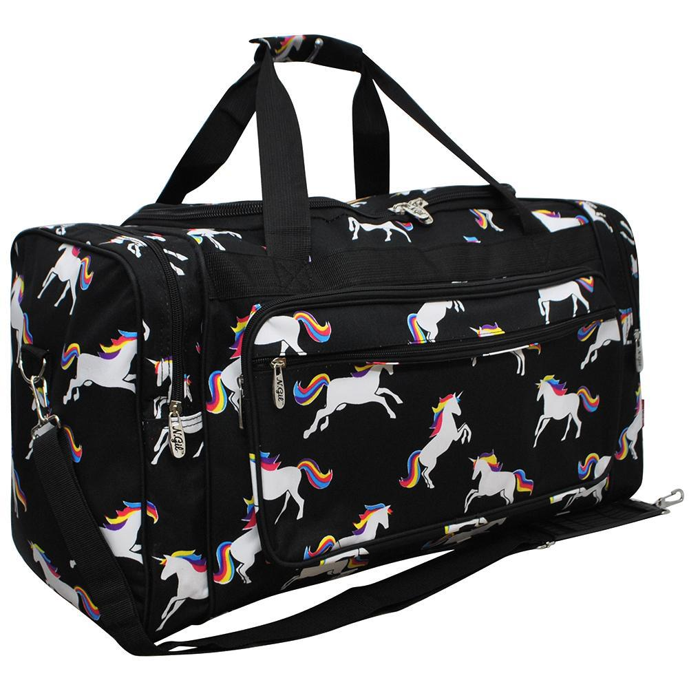 "Unicorn NGIL Canvas 23"" Duffle Bag"