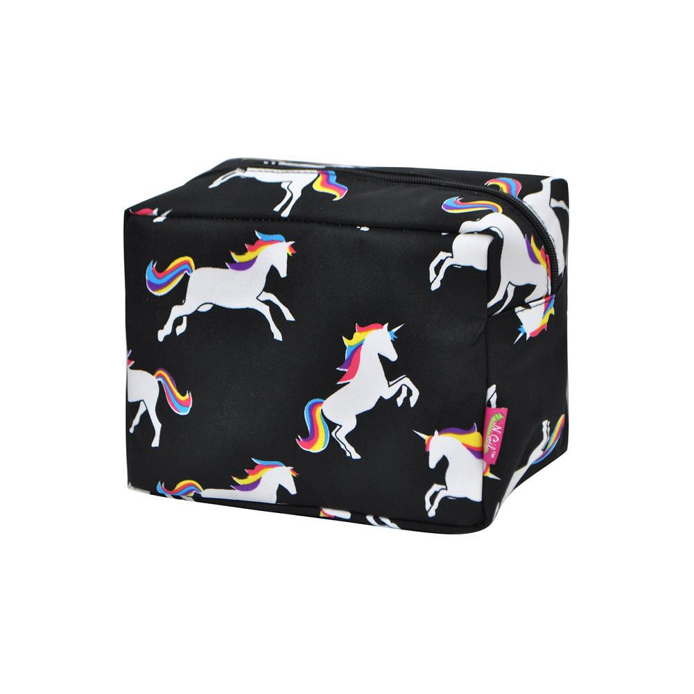 Cosmetic bags in bulk, best women's makeup bag, makeup pouch for school, makeup bag gifts for women, makeup organizer case, cosmetic bag for bride, travel bags gift, unicorn cosmetic bag