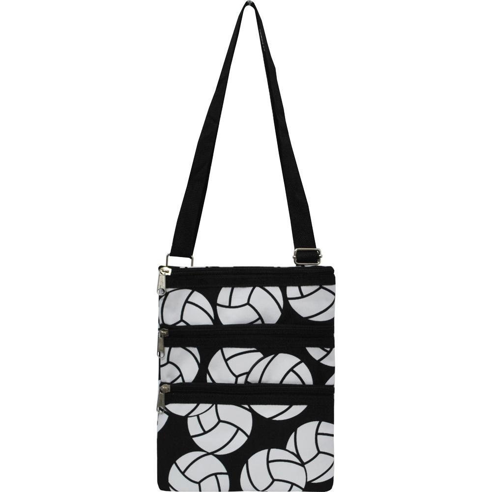 Volleyball NGIL Messenger Hipster Bag