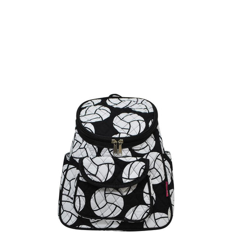 Volleyball NGIL Quilted Mini Backpack