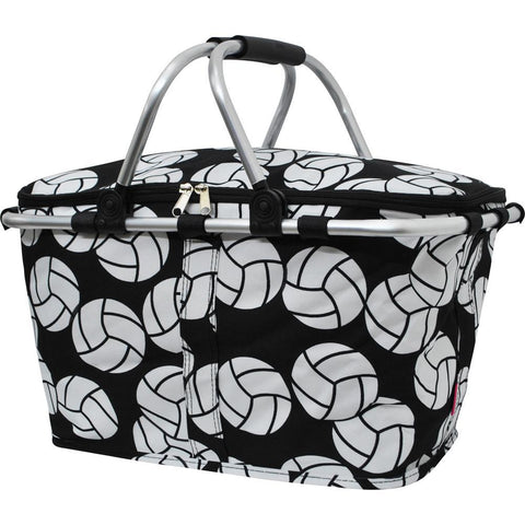 Volleyball NGIL Insulated Market Basket