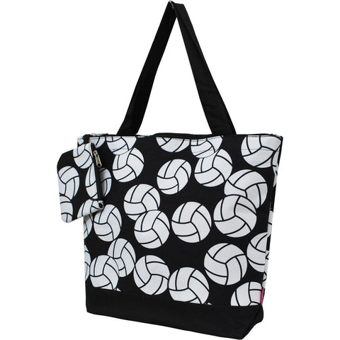 Volleyball NGIL Canvas Tote Bag