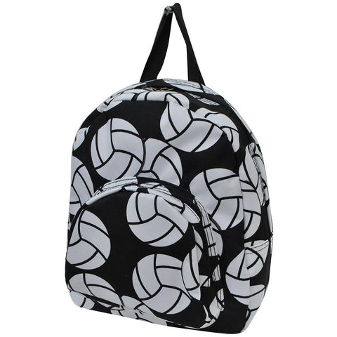 Volleyball NGIL Canvas Mini Backpack