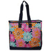 Flower Power NGIL Tall Canvas Tote Bag