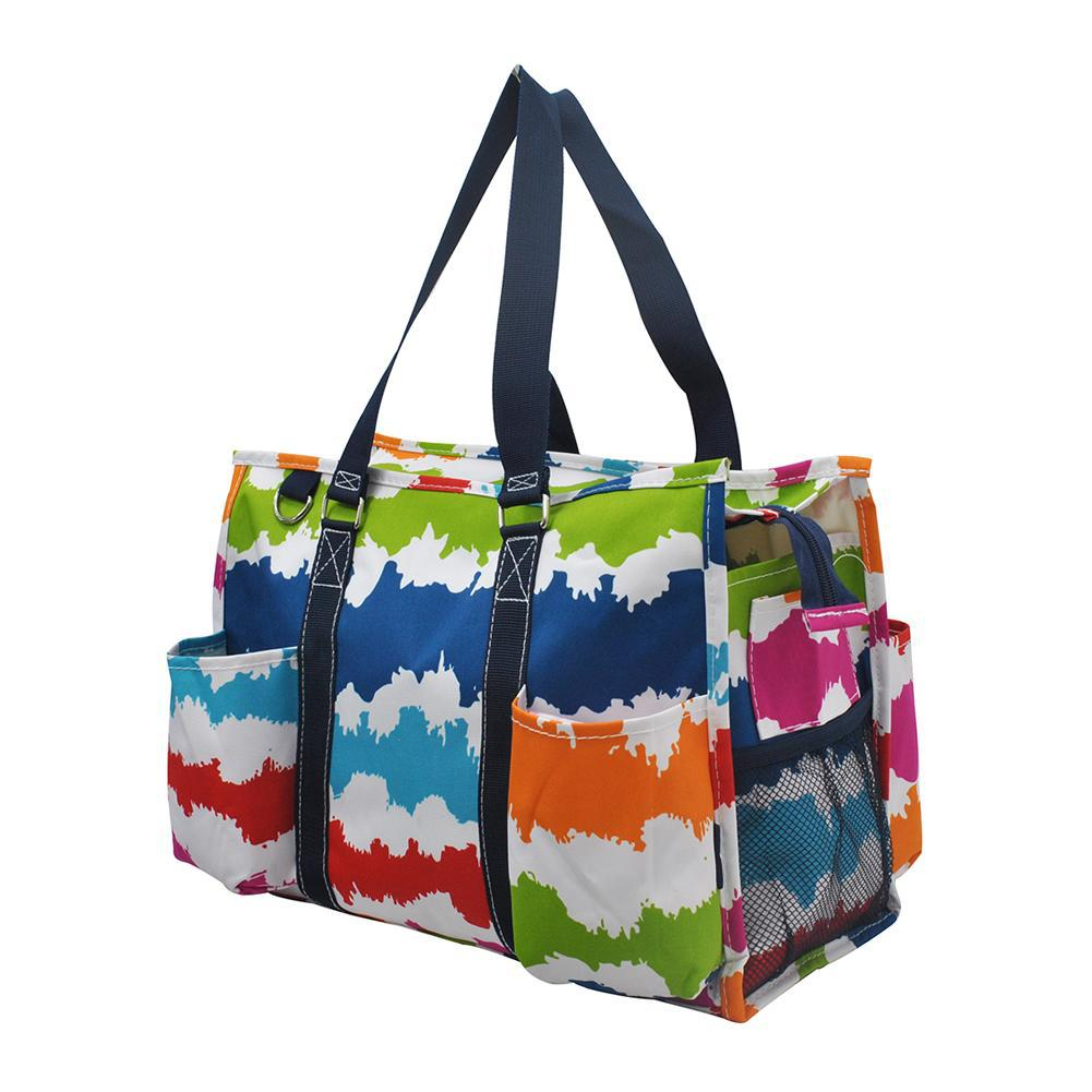 rainbow tote, tote wholesale, gift for her, gift for him, summer bags, rainbow bags, summer trends, colorful fun tote bags.