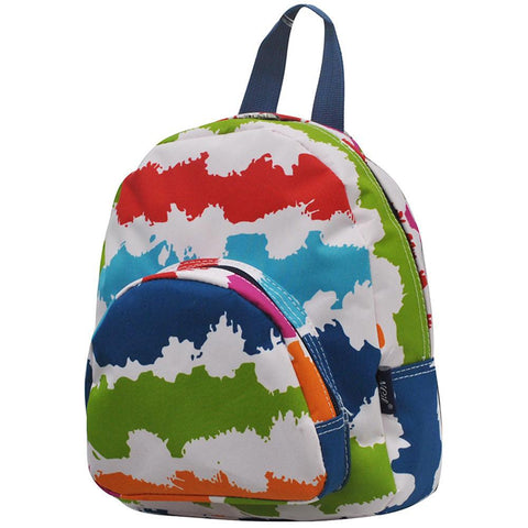 Summer Wave NGIL Canvas Mini Backpack
