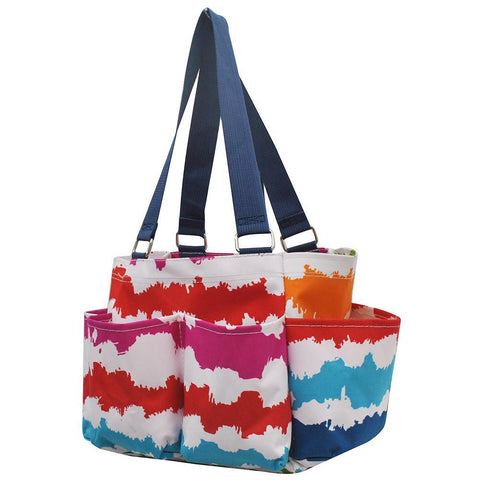 Summer Wave NGIL Small Utility Tote